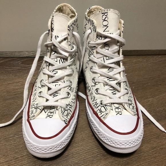 Converse Shoes | Converse X Jw Anderson Chuck 7 Grid | Poshmark
